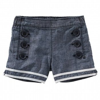 Oshkosh Nautical Shorts