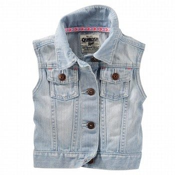 Oshkosh Denim Vest
