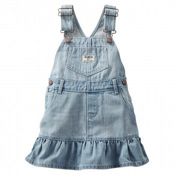 Oshkosh Denim Pinafore