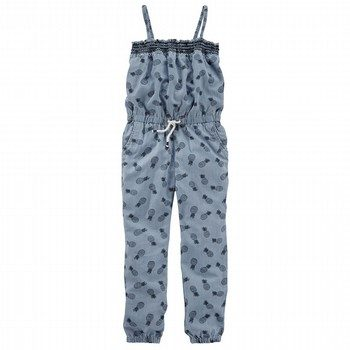 OshKosh Pineapple Print Jumpsuit