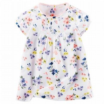 OshKosh 2PC Floral Print Dress