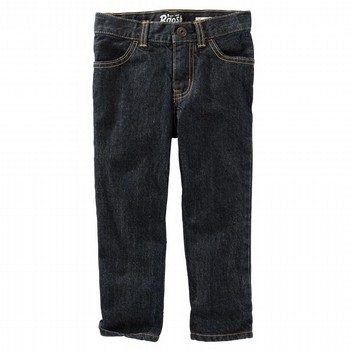 Oshkosh Straight Leg Denim - Dark Rinse