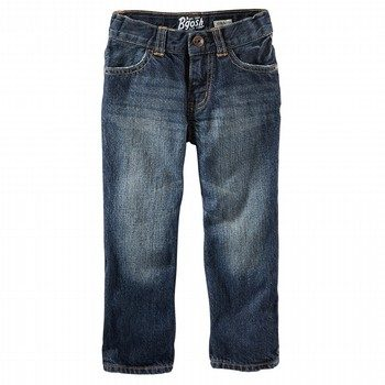 OshKosh B'gosh Straight Jeans - Authentic Tinted