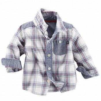 Oshkosh Plaid Shirt