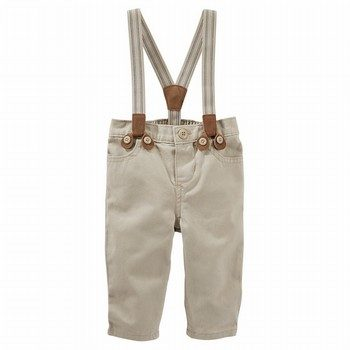OshKosh Suspender Twills