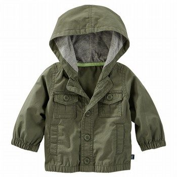 OshKosh Hooded Utility Jacket