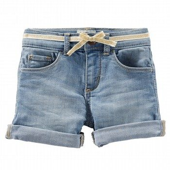 Oshkosh Roll Cuff Denim Short