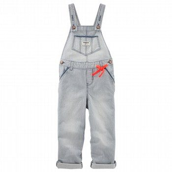 Oshkosh Light Wash Overalls