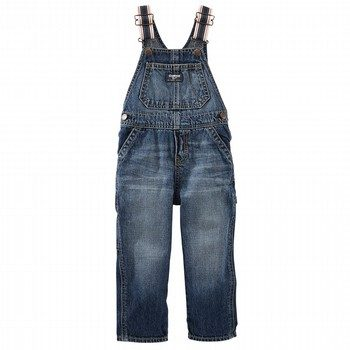 OshKosh Denim Overalls - Aged Heritage Wash