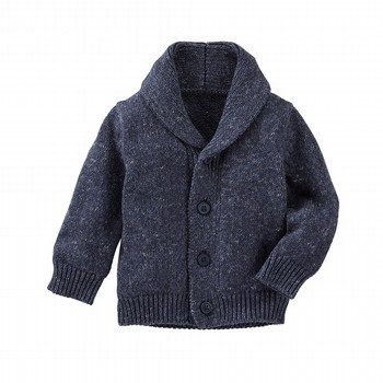 OshKosh Marled Shawl Collar Cardigan