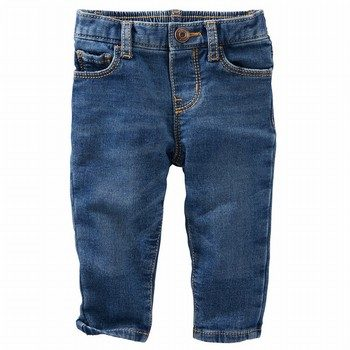 OshKosh Knit-Like Fountain Wash Jeans