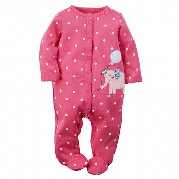 Carter's Cotton Snap-Up Sleep & Play Onepiece