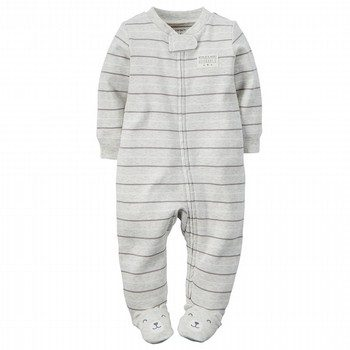 Carter's Cotton Zip-Up Sleep & Play One Piece