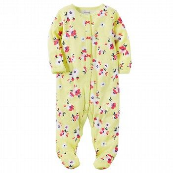 Carter's Cotton Snap-Up Sleep & Play One-Piece