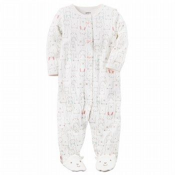 Carter's Cotton Snap-Up Sleep & Play One Piece