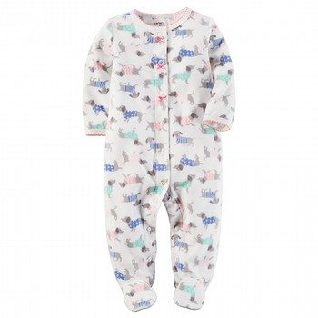 Carter's Fleece Snap-Up Sleep & Play Onepiece