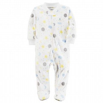 Carter's Fleece Snap-Up Sleep & Play One Piece