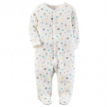Carter's Thermal Snap-Up Sleep & Play One Piece