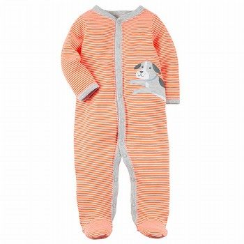 Carter's Snap-Up Dog Cotton Sleep & Play One Piece