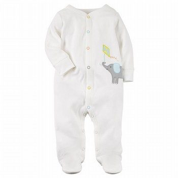 Carter's Snap-Up Cotton Sleep & Play One Piece