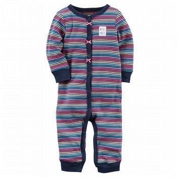 Carter's Snap-Up Cotton Sleep & Play