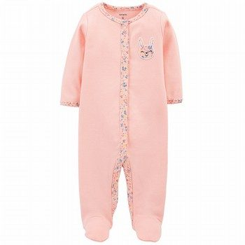 Carter's Snap-Up Cotton Sleep & Play Onepiece