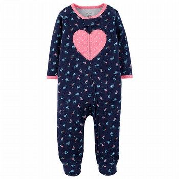 Carter's Zip-Up Cotton Sleep & Play One Piece