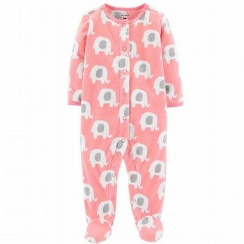 Carter's Snap-Up Fleece Sleep & Play Onepiece