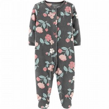 Carter's Snap-Up Fleece Footed Sleep & Play Onepiece