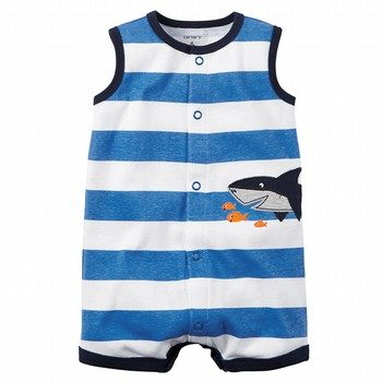 Carter's Shark Romper
