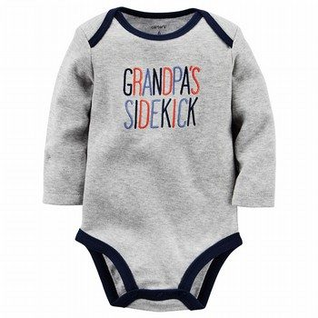 Carter's Grandpa's Sidekick Collectible Bodysuit