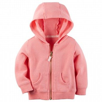 Carter's French Terry Zip-Up Hoodie