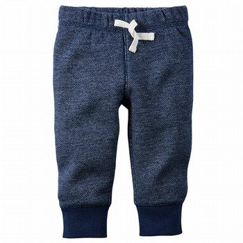 Carter's Pull-On French Terry Pants