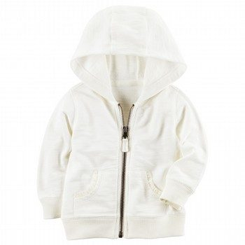 Carter's Zip-Front French Terry Hoodie