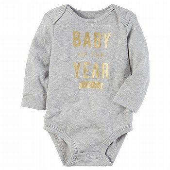 Carter's Best Year Collectible Bodysuit