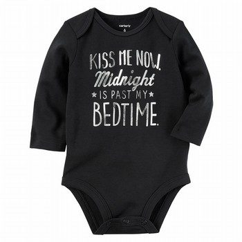 Carter's Kiss Me Now Collectible Bodysuit