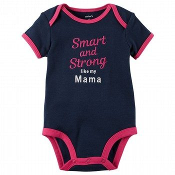 Carter's Smart and Strong Collectible Bodysuit