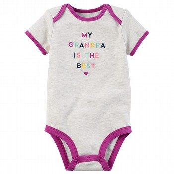 Carter's Best Grandpa Bodysuit