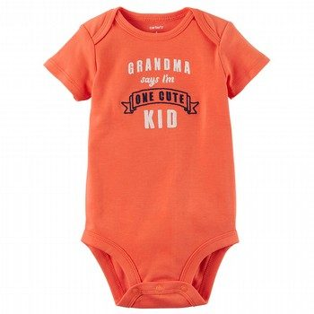Carter's One Cute Kid Collectible Bodysuit