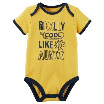 Carter's Really Cool Auntie Bodysuit