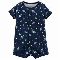 Carter's Space Snap-Up Romper