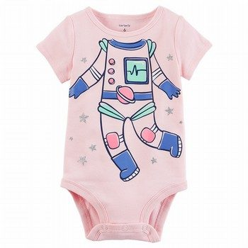 Carter's Short-Sleeve Collectible Bodysuit
