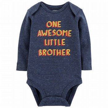 Carter's Awesome Little Brother Collectible Bodysuit
