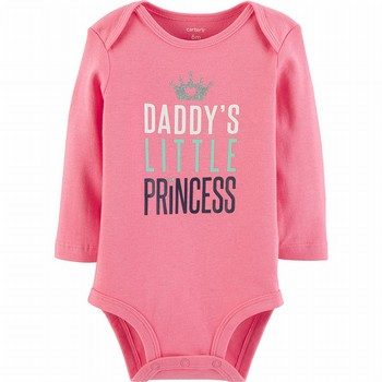 Carter's Daddy's Little Princess Collectible Bodysuit