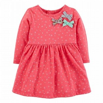 Carter's Polka Dot Bow Dress