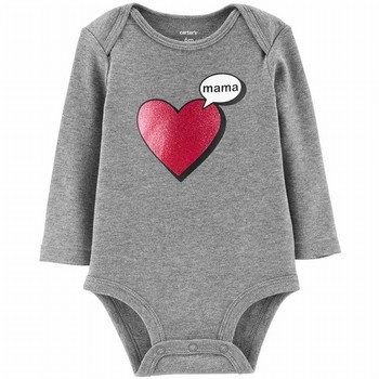 Carter's L/S Collectible Bodysuit