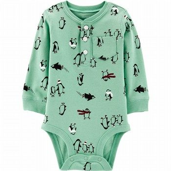 Carter's Penguin Collectible Bodysuit