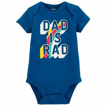 Carter's Dad is Rad Collectible Bodysuit