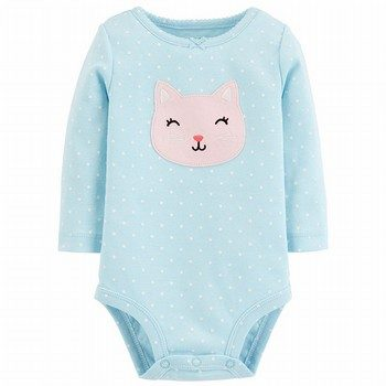 Carter's Kitty Collectible Bodysuit
