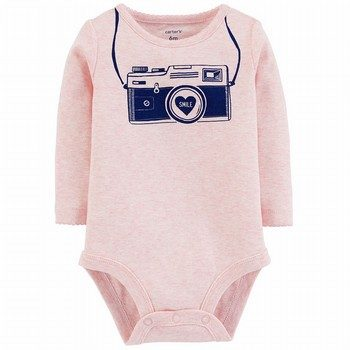 Carter's Camera Collectible Bodysuit